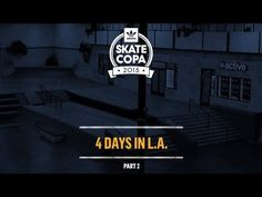 Adidas Skate Copa 2015 - 4 Days In LA | Part 2 - http://DAILYSKATETUBE.COM/adidas-skate-copa-2015-4-days-in-la-part-2/ - Ten shop teams from all over the world came out to LA for 4 days for the Skate Copa Global Finals. Some of the guys had never stepped foot on American soil, let alone gotten to experience what the skate scene is like in Los Angeles. To say they took full advantage of being in the skateboarding - 2015, adidas, copa, days, part, skate