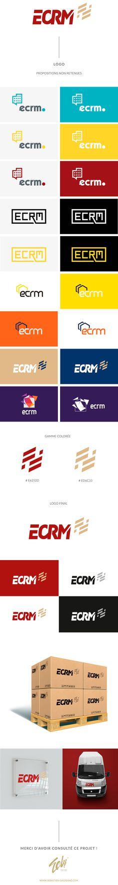 Voici la refonte de logo et identité visuelle que j'ai réalisé pour ECRM, une entreprise de maçonnerie sur Bordeaux. Si vous avez ce type de besoin ou connaissez quelqu'un que ça peut intéréssez n'hésitez pas à lui transmettre mes coordonnées :)  http://www.sebastien-galdeano.com/portfolio/3-Print/18-Logo/475-ECRM.html