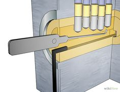 Helpful? How to pick a lock  81  If you're truly lazy, you
