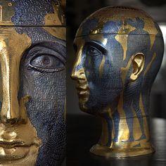 Anastasia, Buddha, Art Photography, Enamel, Statue, Vitreous Enamel, Fine Art Photography, Enamels, Sculptures
