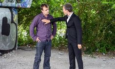 Coronation Street: Nick finds out Steve's the daddy and confronts him!