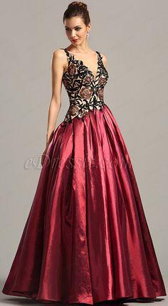 Vintage gown! #edressit #formal_dress #fashion