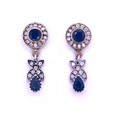 Authentic Sterling Silver Sapphire Stone Earrings www.hanedansilver.com #Roxelana #East #Market #Hurrem #Jewellers #Silver #Earring #Jewelers #Ottoman #GrandBazaar #Earring #Silver #Pendant #Silver #Bracelet #Anadolu #Schmuck #Silver #Bead #Bracelet #East #Authentic #Jewelry #Necklace #Jewellery #Silver #Ring #Silver #Necklace #Pendant #Antique #istanbul #Turkiye #Reliable #Outlet #Wholesale #Jewelry #Factory #Manufacturer # Ring #Trade #Gift #Gold #Free #Shipping #Fashion #Discounts #Women
