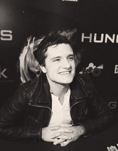 Josh Hutchinson.. just look at that  smile!
