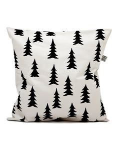 Tree Block Pillow Cushion Cover