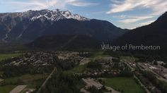 Spectacular Views of Mount Currie