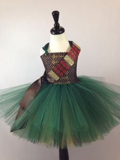 Zarina the Tinkerbell Pirate Fairy Tutu for by JustaLittleSassShop
