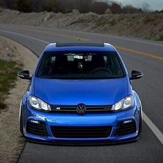 "225 Likes, 4 Comments - AUDI VW CARS (@audi_vw_cars) on Instagram: ""#vw #golf #mk7r #mk7R"""