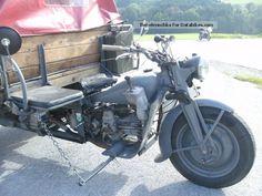 Moto Guzzi  Ercole 1953 Vintage, Classic and Old Bikes photo