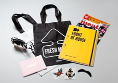 Charlie Smith Design · Welcome pack