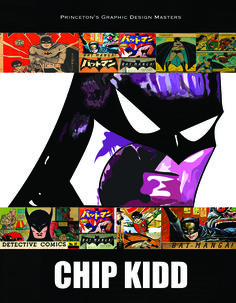 Final Version Of Book Cover Chip Kidd