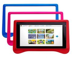 FunTab Pro 7″ kid-friendly Android tablet