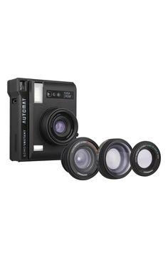 Main Image - Lomography Lomo'Instant Automat Playa Jardín Instant Camera & Lenses