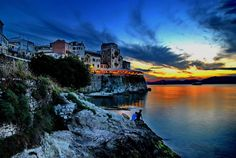 CORFU GREECE by Maria Victoria Douka
