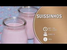 Suissinhos - Receita para Bimby / Thermomix - YouTube