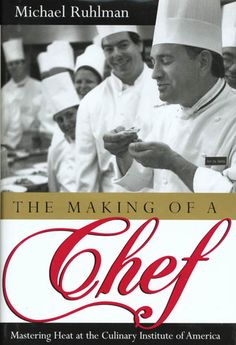 I can't wait to go to the Culinary Institute of America but until then this will be my insider into the wonderful school