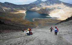 Excelente para este fin de semana, practica #Alpinismo en la #CiudaddeMéxico :)