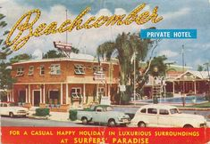 Gold Coast, Happy Holidays, Paradise, Mansions, Luxury, House Styles, Kitsch, Kangaroo, 1960s