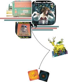 """""""Bestival music from Oxfam"""" by kellyoc6 on Polyvore"""