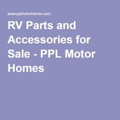 Rv Stovesovens Microwaves Parts Ppl Motor Homes >> 47 Best Rv Parts And Accessories Images Rv Parts Accessories