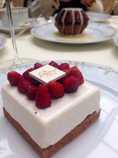 Focus On Paris: Lunch at the Ritz