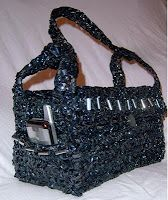 vhs tape bag