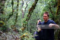 Tramper, Kahurangi National Park, New Zealand Royalty Free Stock Photo Abel Tasman National Park, Interracial Marriage, Kiwiana, New Zealand Travel, Turquoise Water, South Island, Travel And Tourism, Image Now, National Parks
