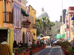 #Puebla Una muestra mas de la belleza y colorido de Puebla