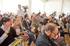 Conferenza stampa Festival di Architettura in Città 2014 Ph: Jana Sebestova