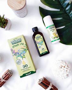 Magic Oil Kräuter @lifecarehappy este un produs magic, un mix concentrat de peste 30 de uleiuri esentiale din plante medicinale cu efecte… Instagram