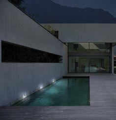 Dia Outdoor Wall Lights | Mind-Led Line | Axo Light
