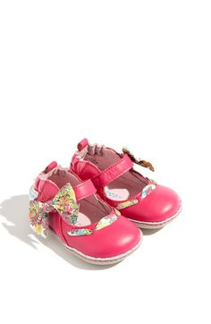 baby shoes-Robeez® 'Bow Crazy' Mary Jane (Baby) | Nordstrom