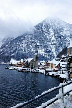 Vienna to Milan Road Trip | Winter Road Trip | European Road Trip | 10 Day Road Trip