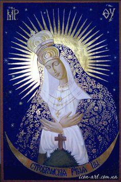 Icon of the Mother of God of Ostrobramskaya 0002