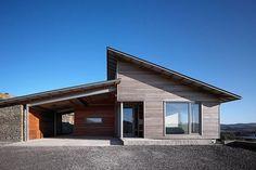Resultado de imagen de arquitectura moderna con tejados