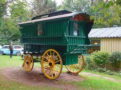 Gypsy Caravan .. | Come away with me .. ? .. ~ just need a … | Flickr