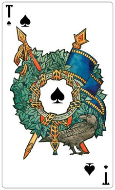 - Ace of Spades - by Losenko.deviantart.com on @DeviantArt