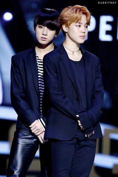 Jimin and Jungkook <3