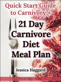 Quick Start Guide to Carnivory with 21 Day Carnivore Diet Meal Plan to make your diet simple achievable and practical. Quick Start Guide to Carnivory with 21 Day Carnivore Diet Meal Plan to make your diet simple achievable and practical. Keto Meal Plan, Diet Meal Plans, 10 Minute Meals, Meat Diet, Carnivore, Best Keto Diet, Diets For Beginners, No Carb Diets, Meals For The Week