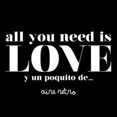 Love y Aire Retro