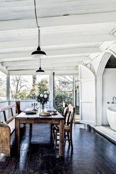 Modern country style. Australian interior design/ decor inspiration