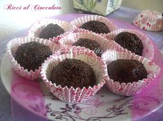 Ricetta ricci al cioccolato