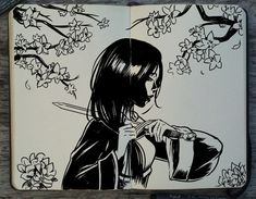 #240 Mulan by 365-DaysOfDoodles.deviantart.com on @deviantART just love her and this drawing