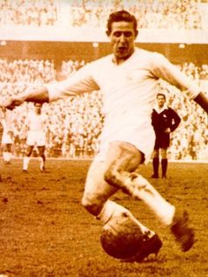 Raymond Kopa, Real Madrid