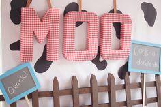 Barnyard Party By Blissful Nest Stylist-Michelle Skinner | A Blissful Nest