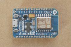 NodeMCU -- An open-source firmware based on ESP8266 wifi-soc.