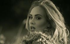 Adele in the video for Hello, her forthcoming single