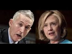 Trey GOWDY Reminds Hillary CLINTON 'You Do That Your Going To Jail - YouTube