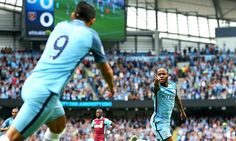 Two Raheem Sterling goals and one from Fernandinho sealed a 3-1 win for…