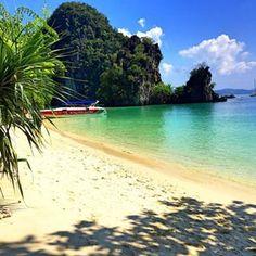 #kohhong #thailand #island #holiday #paradise #beach #palm #lagoon #dream #beautiful #awesome #amazing #love #instagood #bestoftheday